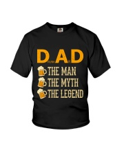 DRUNKARD - THE MAN THE MYTH THE LEGEND Youth T-Shirt thumbnail