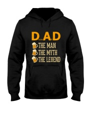 DRUNKARD - THE MAN THE MYTH THE LEGEND Hooded Sweatshirt thumbnail