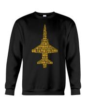 PILOT AVIATION LOVER - T38 ALPHABET  Crewneck Sweatshirt thumbnail