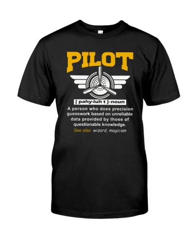 PILOT GIFTS - DEFINITION OF A PILOT