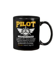 PILOT GIFTS - DEFINITION OF A PILOT Mug thumbnail