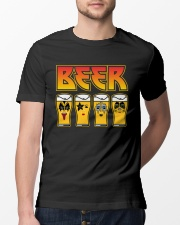 TRULY DRINK - BEER Classic T-Shirt lifestyle-mens-crewneck-front-13
