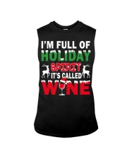 WINE - HOLIDAY SPIRIT Sleeveless Tee thumbnail