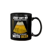 GOT MY BEER BABY Mug thumbnail