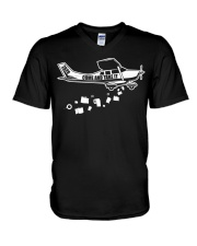 PILOT GIFTS - COME AND TAKE IT V-Neck T-Shirt thumbnail