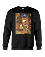 CRAFT BEER LOVER -  JAPAN OLD STYLE Crewneck Sweatshirt thumbnail