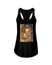 CRAFT BEER LOVER -  JAPAN OLD STYLE Ladies Flowy Tank thumbnail