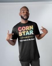 CORN STAR Classic T-Shirt apparel-classic-tshirt-lifestyle-front-32