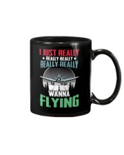 AVIATION RELATED GIFTS - FLYING PASSION Mug thumbnail