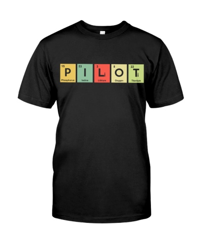 AVIATION RELATED GIFTS - PILOT ELEMENTS
