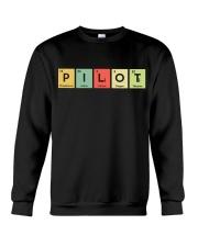 AVIATION RELATED GIFTS - PILOT ELEMENTS Crewneck Sweatshirt thumbnail