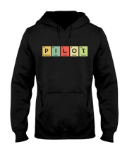 AVIATION RELATED GIFTS - PILOT ELEMENTS Hooded Sweatshirt thumbnail