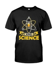 CRAFT BEER LOVER - MY KIND OF SCIENCE Classic T-Shirt tile