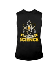 CRAFT BEER LOVER - MY KIND OF SCIENCE Sleeveless Tee tile