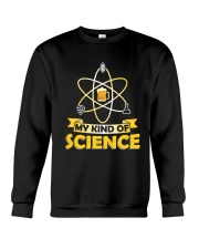 CRAFT BEER LOVER - MY KIND OF SCIENCE Crewneck Sweatshirt thumbnail