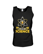 CRAFT BEER LOVER - MY KIND OF SCIENCE Unisex Tank tile