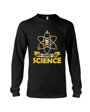 CRAFT BEER LOVER - MY KIND OF SCIENCE Long Sleeve Tee tile