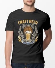 BREWERY CLOTHING - CRAFT BEER SUPPORTER Classic T-Shirt lifestyle-mens-crewneck-front-13