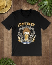 BREWERY CLOTHING - CRAFT BEER SUPPORTER Classic T-Shirt lifestyle-mens-crewneck-front-18