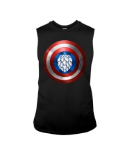 BREWE BREWERY CLOTHING - HOP SHIELD Sleeveless Tee thumbnail