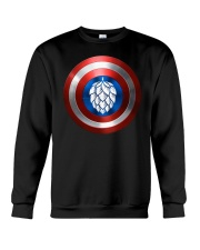 BREWE BREWERY CLOTHING - HOP SHIELD Crewneck Sweatshirt thumbnail