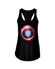 BREWE BREWERY CLOTHING - HOP SHIELD Ladies Flowy Tank thumbnail