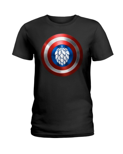 BREWE BREWERY CLOTHING - HOP SHIELD