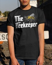 THE BEEKEEPER Classic T-Shirt apparel-classic-tshirt-lifestyle-29
