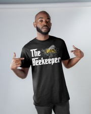 THE BEEKEEPER Classic T-Shirt apparel-classic-tshirt-lifestyle-front-32