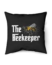 "THE BEEKEEPER Indoor Pillow - 16"" x 16"" thumbnail"