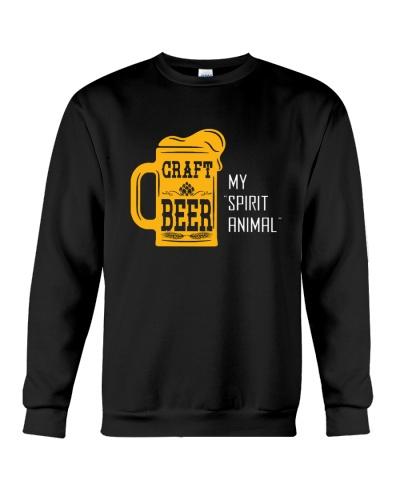 BREWERY CLOTHING - CRAFT BEER IS MY SPIRIT ANIMAL