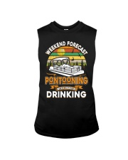 PONTOON LOVER - CHANCE OF DRINKING Sleeveless Tee thumbnail