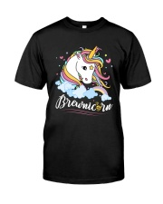BREWERY CLOTHING - BREWNICORN Classic T-Shirt thumbnail