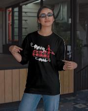 AVIATION PILOT GIFT - MERRY CHRISTMAS Long Sleeve Tee apparel-long-sleeve-tee-lifestyle-08