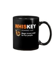 WHISKEY DEFINITION Mug thumbnail