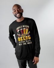 B - JINGER BEERS Long Sleeve Tee apparel-long-sleeve-tee-lifestyle-front-14