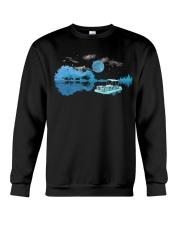 PONTOON BOAT GIFT - WHISPER Crewneck Sweatshirt thumbnail