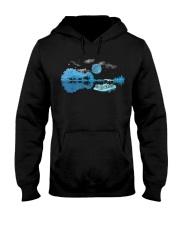 PONTOON BOAT GIFT - WHISPER Hooded Sweatshirt thumbnail