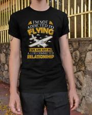 PILOT GIFTS - PILOT RELATIONSHIP Classic T-Shirt apparel-classic-tshirt-lifestyle-21