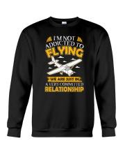 PILOT GIFTS - PILOT RELATIONSHIP Crewneck Sweatshirt thumbnail