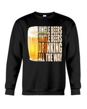 CRAFT BEER LOVER - JINGLE BEER Crewneck Sweatshirt thumbnail