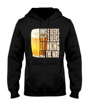 CRAFT BEER LOVER - JINGLE BEER Hooded Sweatshirt thumbnail