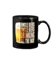 CRAFT BEER LOVER - JINGLE BEER Mug thumbnail