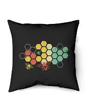"BEEKEEPERS VINTAGE Indoor Pillow - 16"" x 16"" thumbnail"