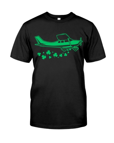 ST PATRICK'S DAY - PILOT SHAMROCKED