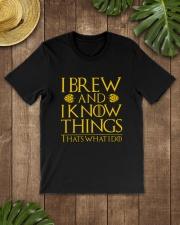 BREW Classic T-Shirt lifestyle-mens-crewneck-front-18
