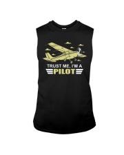 PILOT GIFTS  - TRUST ME I AM A PILOT Sleeveless Tee thumbnail