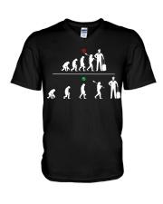 PILOT REVOLUTION V-Neck T-Shirt thumbnail