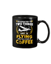 PILOT GIFTS - FLYING AND COFFEE Mug thumbnail