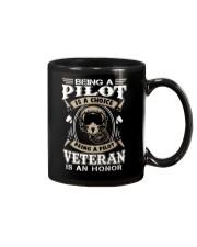 PILOT GIFTS- VETERAN Mug thumbnail